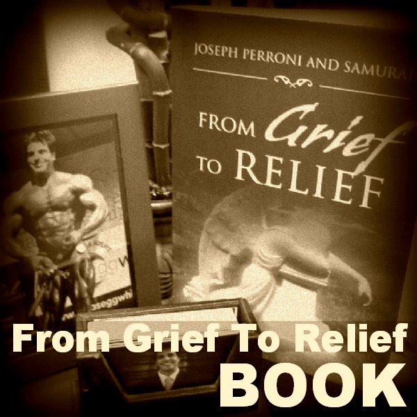 The From Grief To Relief Book