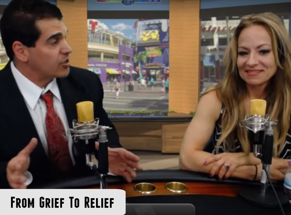 From Grief To Relief with Joe Perroni and Heidi Mancini
